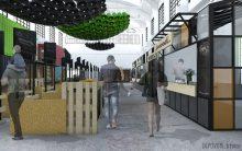 Tržnice, trhy, Depo2015, Plzeň