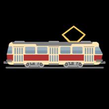 tramvaj, jízdenky, předplatné, MHD